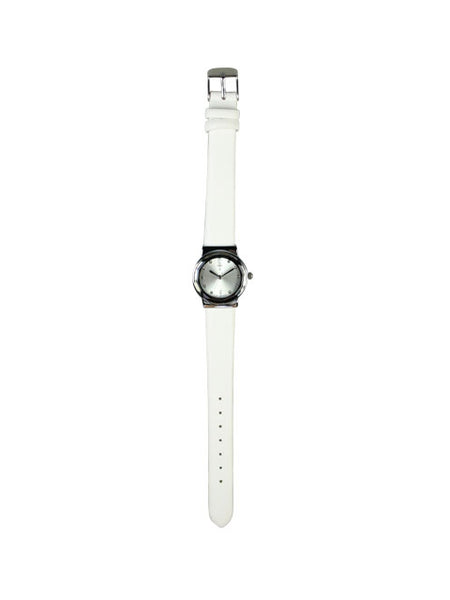 Poppy Watch in White