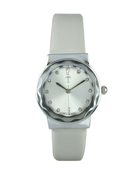 Poppy Watch in Gray