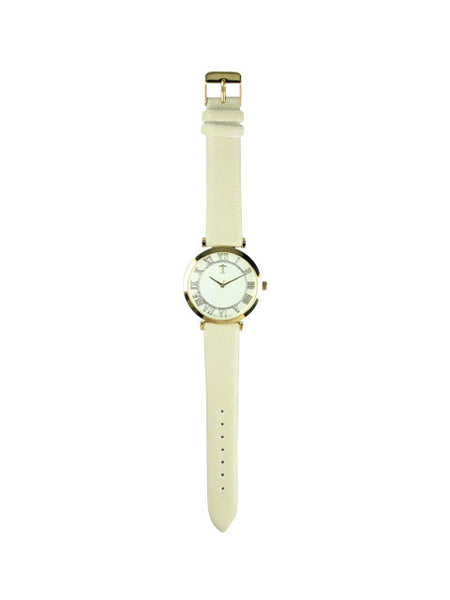 Rose Watch in Cream