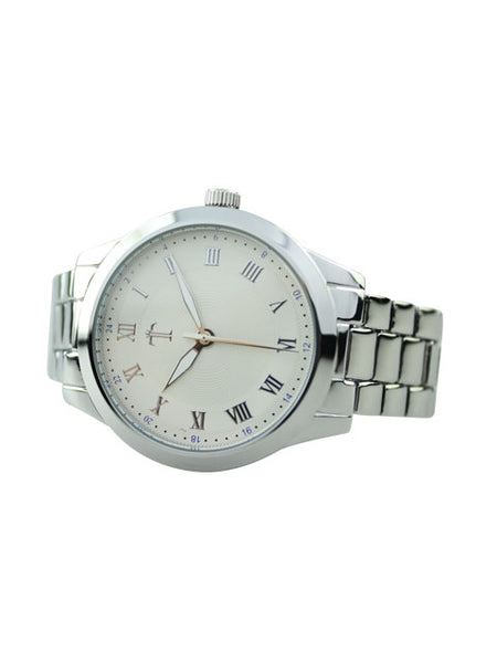 Steve Watch in Silver