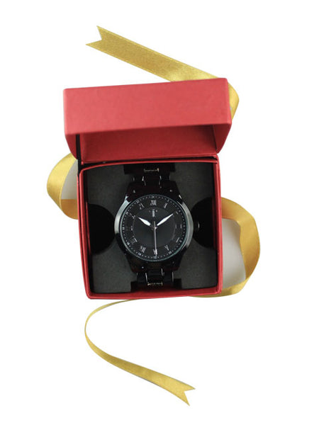 Steve watch in Black