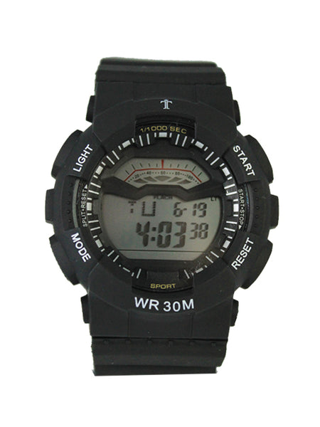 Top Gun Watch in Black