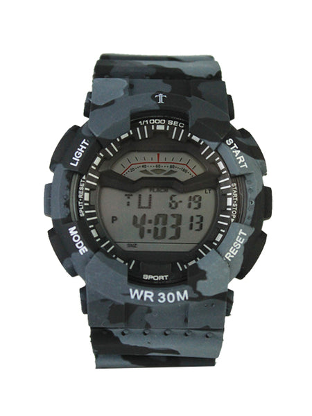Top Gun Watch in Camouflage