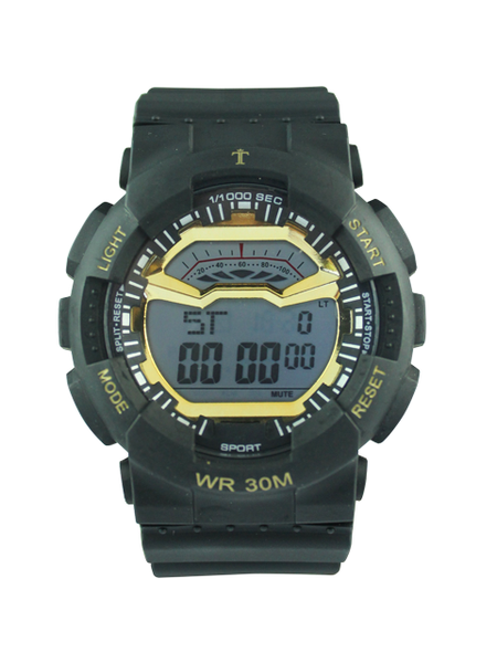 Top Gun Watch in Gold