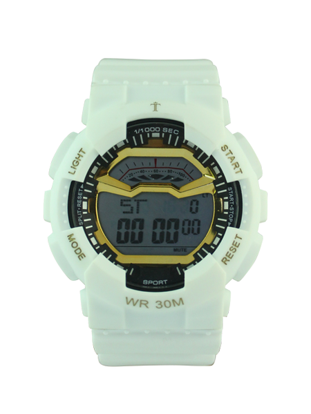Top Gun Watch in White