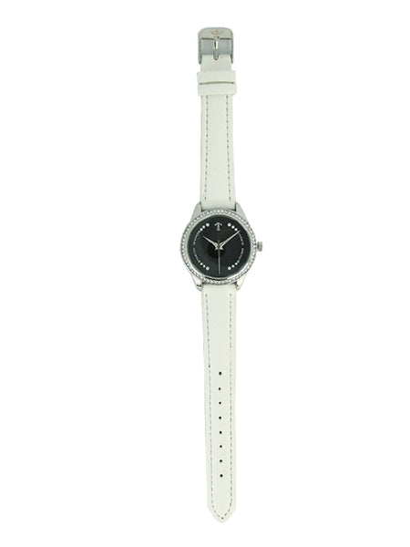 Joan Watch in White