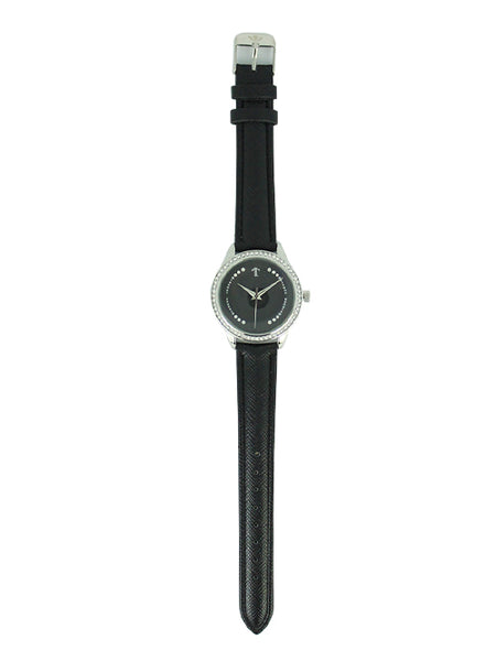 Joan Watch in Black