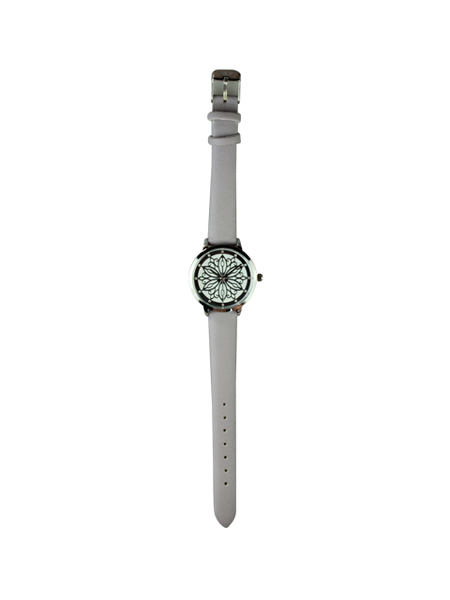 Krisha Watch in Silver