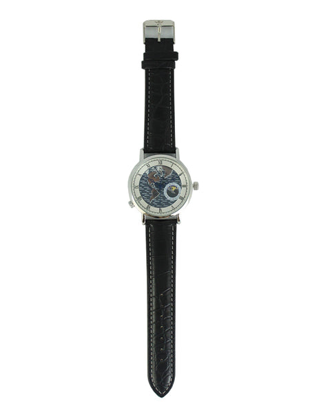 London Watch in Black
