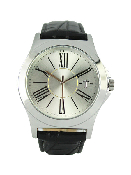 Luciano Watch in Black