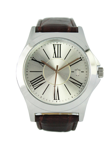 Luciano Watch in Brown