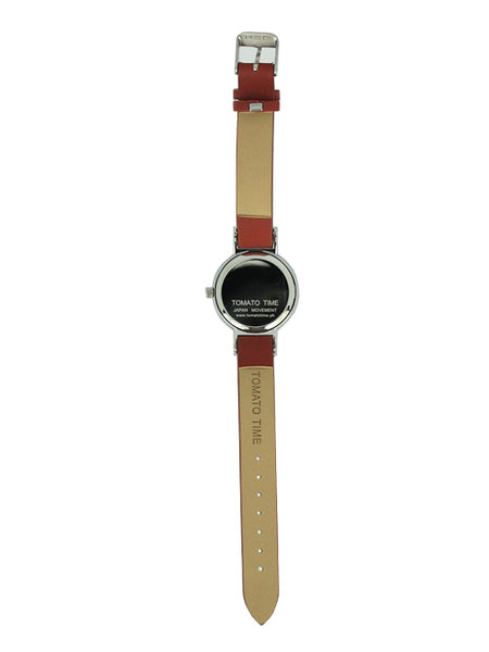 Maria Watch in Red