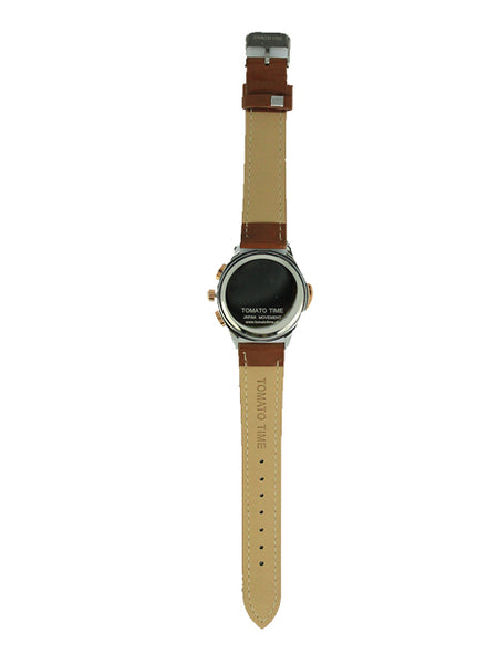Milan Watch in Brown for Ladies