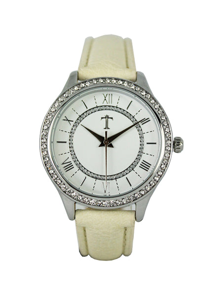 Renata Watch in White