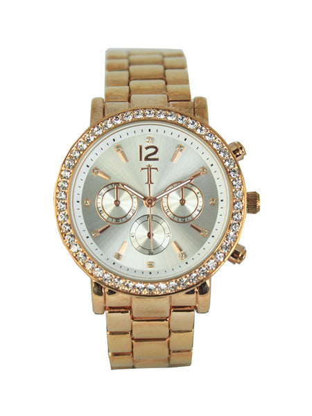 Tori Watch in Rose Gold