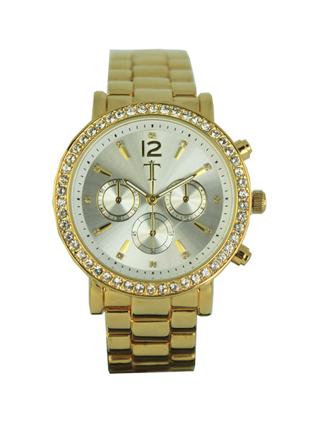 Tori Watch in Gold