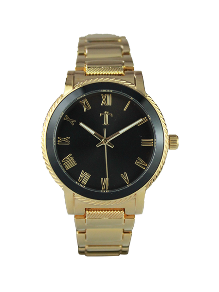 Ares Watch in Gold