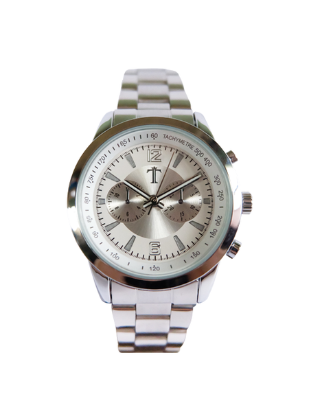 Vivian Watch in Silver