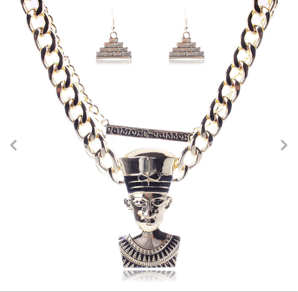 Egyptian Necklace Set