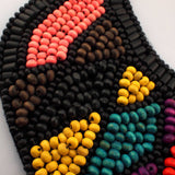 Multicolor Beaded Statement Necklace