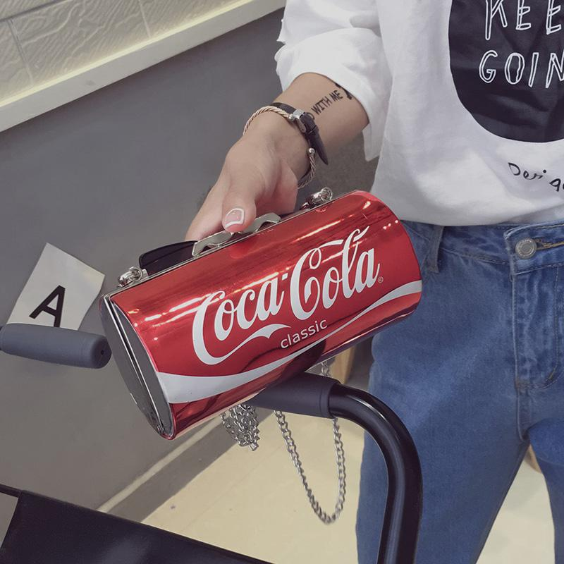 Unique Coca Cola Clutch