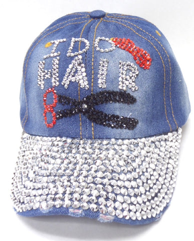 Rhinestone FASHION Hat