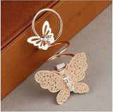Butterfly Double Ring
