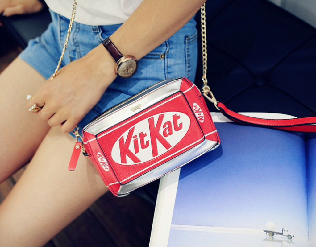 Unique Kit Kat Clutch