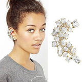 Crescent Shaped Ear Cuff