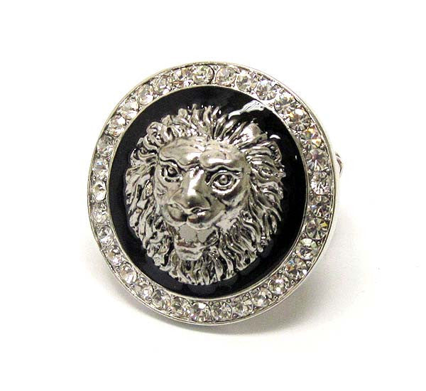 Lion Stretch Ring