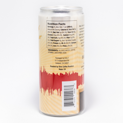 Flash Brew - Case of 12 x 9.5oz Cans