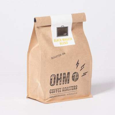 Ohm Coffee Roasters Black Magick Blend