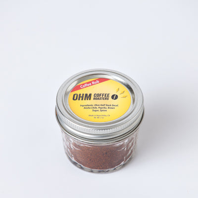 Ohm Coffee Rub