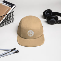 5-panel All Tribe Design Logo Cap