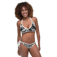 Tribal Two-Piece Bikini Swimwear