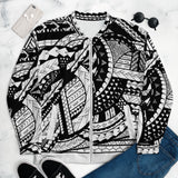 All Over Tribal Bomber Jacket