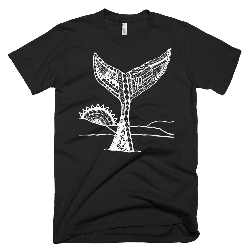 Kohola, Men's T-Shirt, Style A | All Tribe Design