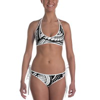 Ke'ano Lua, Tribal Bikini | All Tribe Design