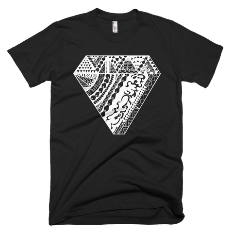 Kaimana, Men's T-Shirt, Style A | All Tribe Design