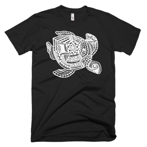 Honu, Men's T-Shirt, Style A | All Tribe Design