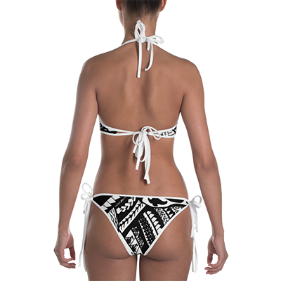 Ke'ano Mua, Tribal Bikini | All Tribe Design