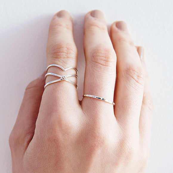 Lott Studio - Point Ring