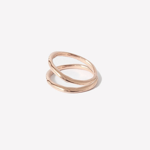 Lott Studio - Double Band Ring