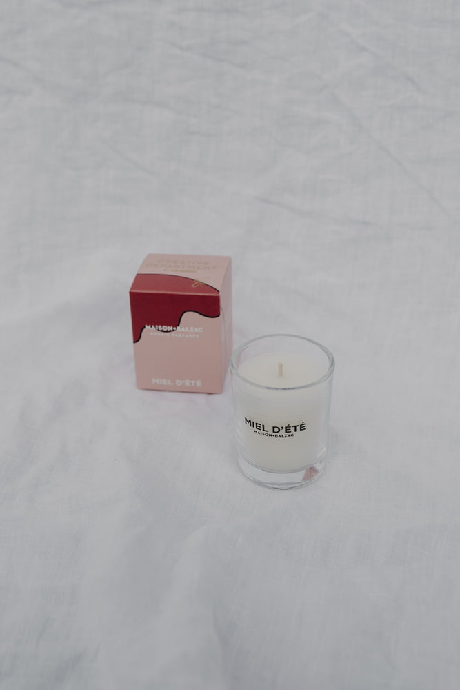 MIEL D'ETE CANDLE - MINI