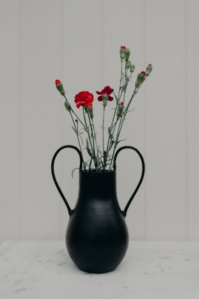 Load image into Gallery viewer, MIDNIGHT CLEOPATRA VASE