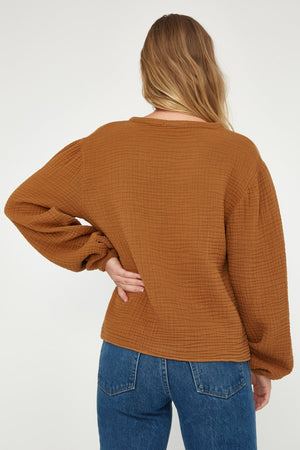 Load image into Gallery viewer, PALMER BLOUSE - REISHI