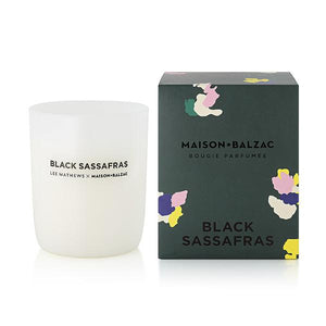 BLACK SASSAFRAS CANDLE - MINI