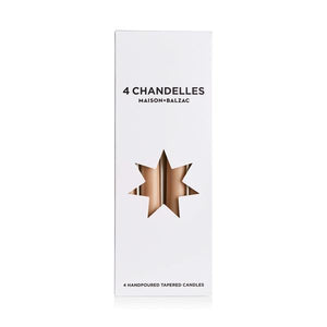 4 CHANDELLES - SABLE