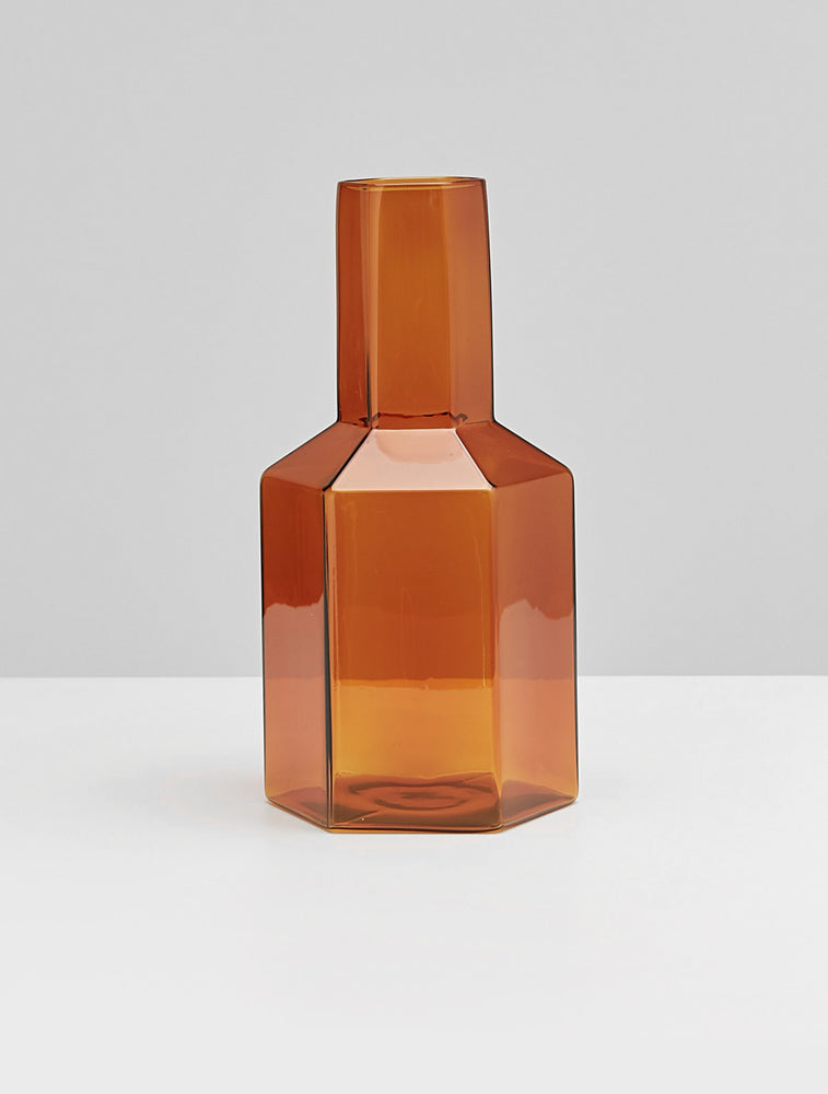 Load image into Gallery viewer, COUCOU CARAFE - AMBER