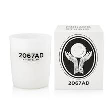 2067 AD CANDLE - LARGE